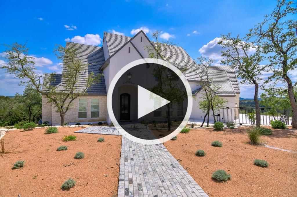 Rustic Farmhouse custom home video