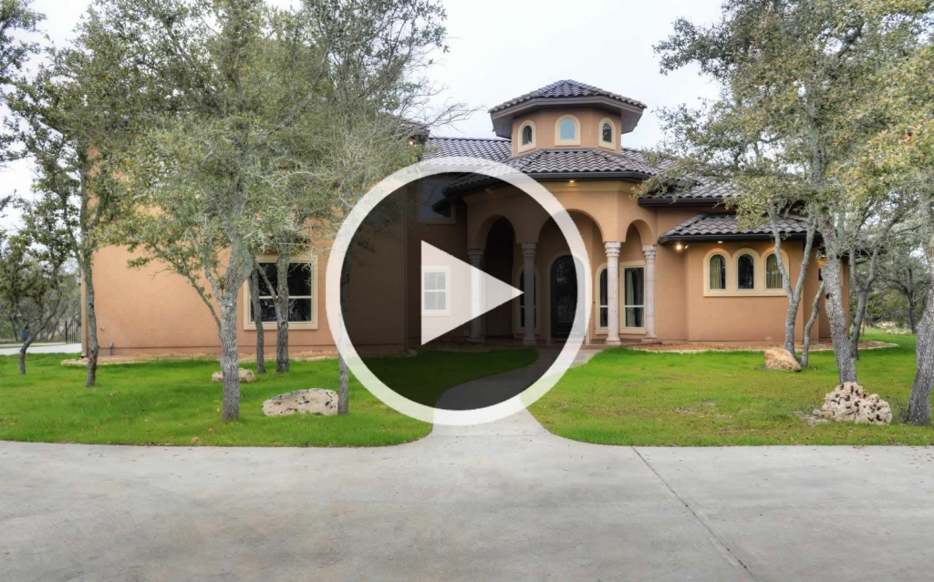 Tuscan style home video