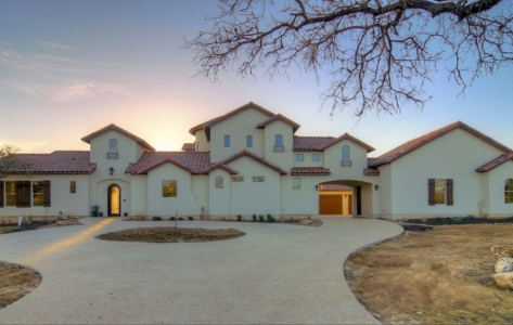 Hacienda Style Homes In San Antonio Tx