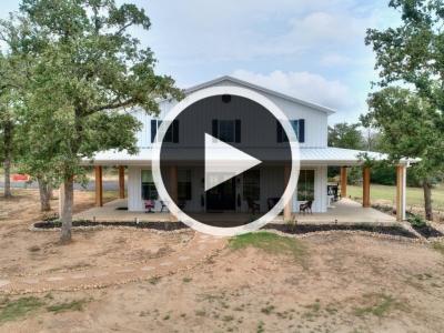 Hill Country Barn Dominium Video