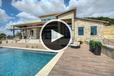 Modern Fusion custom home video