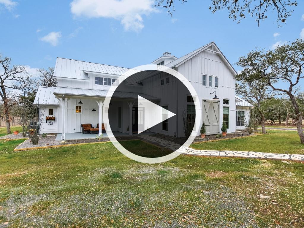 Modern Farmhouse custom home video