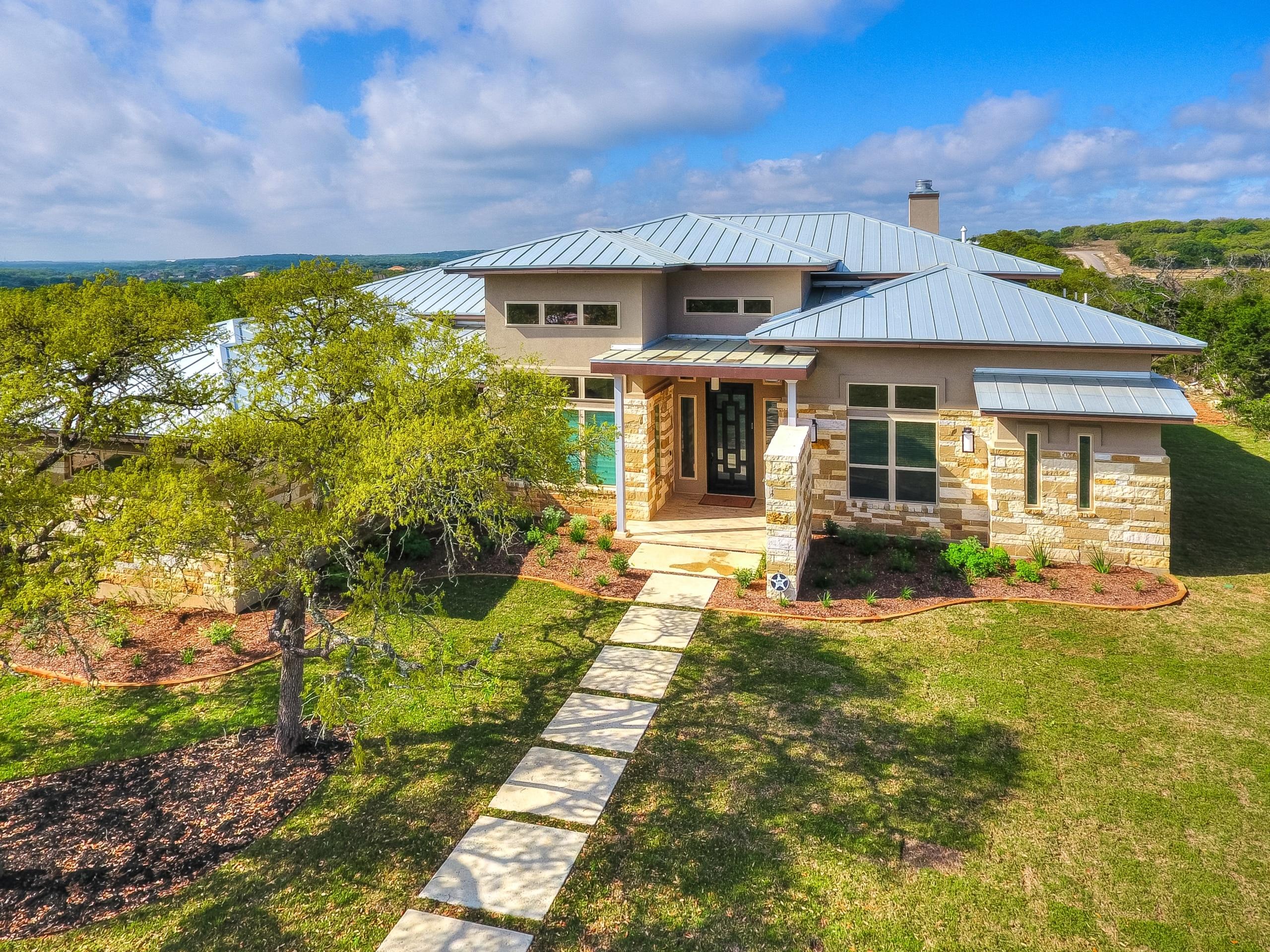 Texas modern the premier custom home builder of san for Modern homes texas